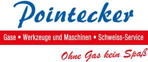 Pointecker | Gase - Werkzeuge und Maschinen - Schweissservice